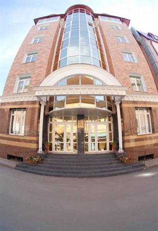 Hotel Victoria Irkutsk