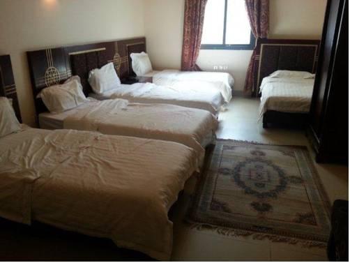 About Nasa Hotel Al Choubayqa