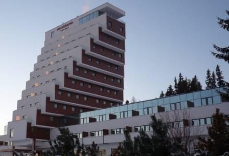 Hotel panorama strbske pleso compare deals for Hotel panorama hotel