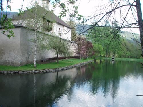 Ferienwohnung Schloss Dornbach Castle Gmund Carinthia