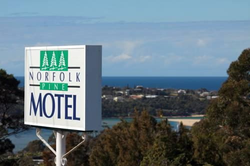 Norfolk Pine Motel, Merimbula - Compare Deals