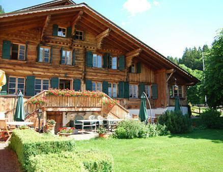 chateau d oex hostellerie bon accueil: