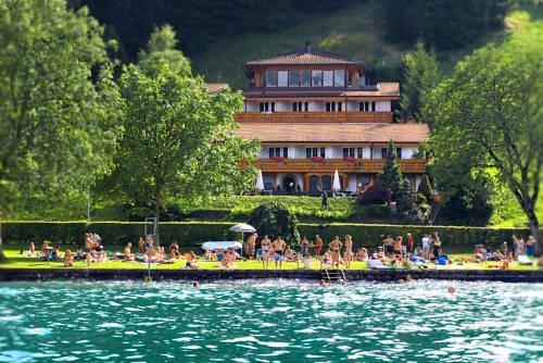 Jagerhof Hubertus Hotel Faulensee