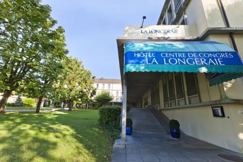 Hotel La Longeraie Morges