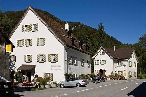Landgasthof St Luzisteig