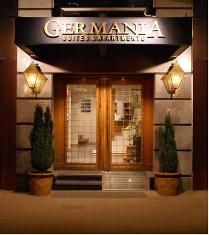 Hotel Germania Concepcion