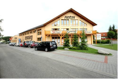 Hotel S-centrum Benesov