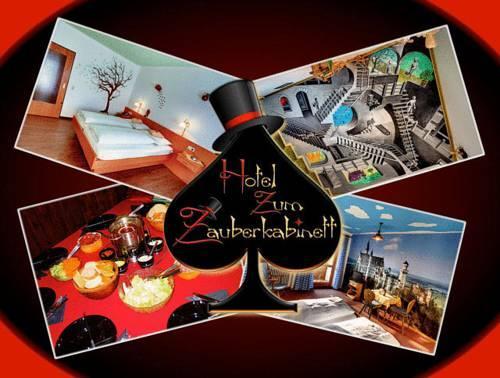 Hotel Zum Zauberkabinett Bad Heilbrunn