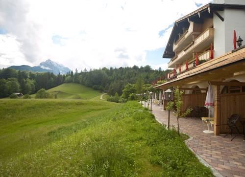 Alpengasthof Groblalm Mittenwald