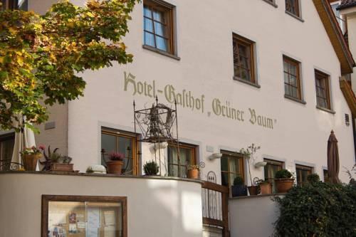 Hotel Restaurant Gruner Baum Bad Waldsee