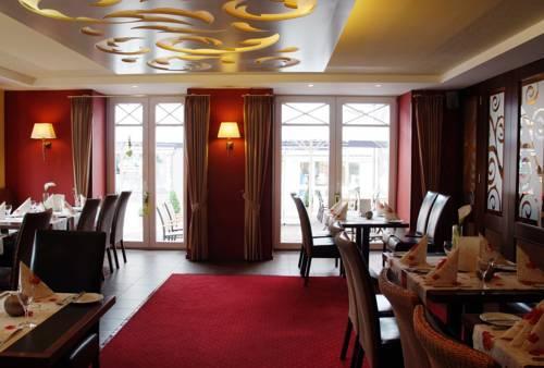 Hotel Dagstuhler Hof In Wadern
