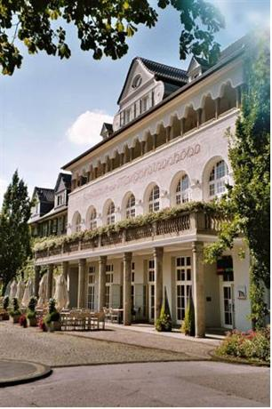 Mintrops Stadt Hotel Margarethenhohe