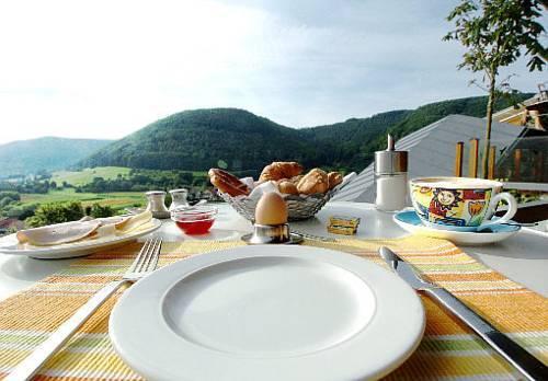 Akzent Hotel Restaurant Hohenblick Muhlhausen Im Tale