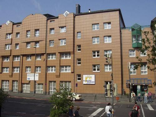 City Hotel Kurfurst Balduin Koblenz