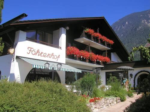 Hotel Fohrenhof Garni Garmisch Partenkirchen