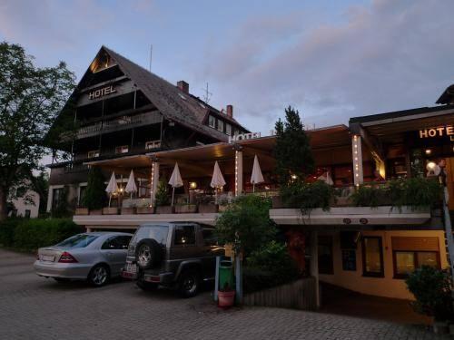 Hotel Schwar's Lowen Freiburg im Breisgau