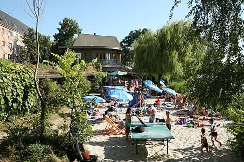 Seminar- und Gastehaus Flussbad Gartenstrasse