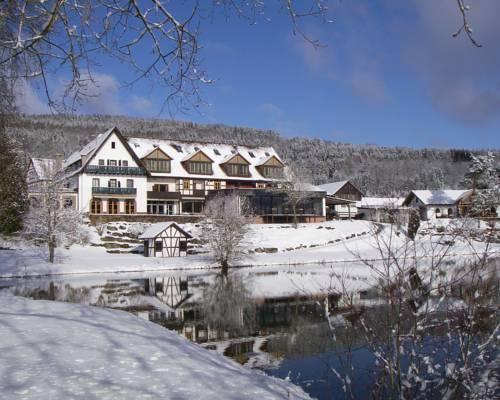Seehotel Gut Durnhof Rieneck