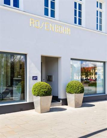 Rosenbohm designhotel oldenburg die g nstigsten angebote for Design hotel oldenburg