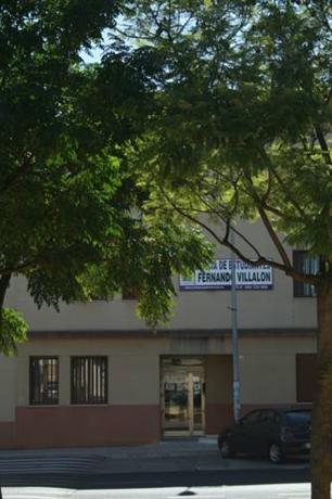 Residencia de Estudiantes Fernando Villalon Bormujos