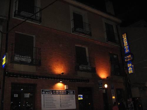 Hospedaje Bar El Gato