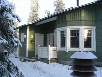 Rukan Lomapalvelu Cottages Rukatunturi