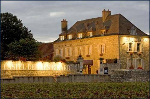 Castel de Tres Girard - Les Collectionneurs