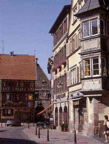 Hotel Saint Martin Colmar