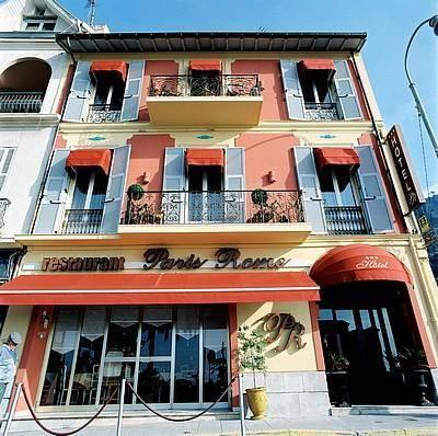 Logis Paris Rome Menton Compare Deals