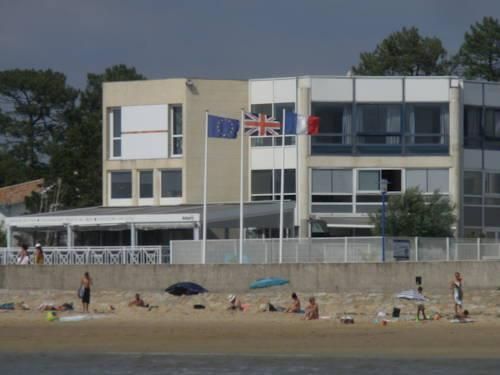 Hotel L'Oceane Andernos-les-Bains