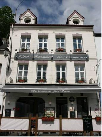 Hotel Les Remparts Montreuil Sur Mer