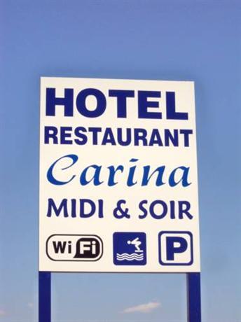 Hotel Restaurant Carina Apt