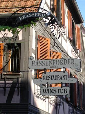 Hotel Restaurant Hassenforder