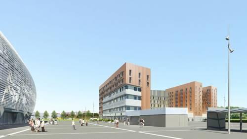 Sergic Residences Appart Hotel Grand Stade Lille