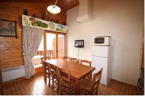 appartement le balcon des alpes chatel compare deals. Black Bedroom Furniture Sets. Home Design Ideas