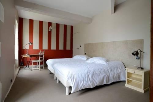 Chambre Rouge Et Beige ~ Design D\'intérieur et Inspiration de Meubles