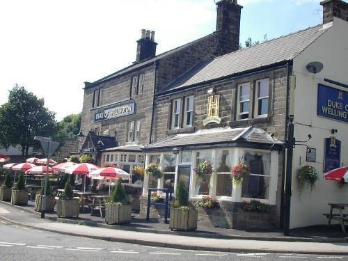 Duke Of Wellington Inn Matlock