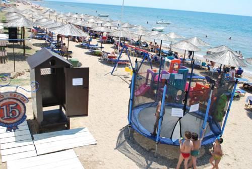 santa rosa hotel beach アレクサンドルーポリ ホテル料金比較
