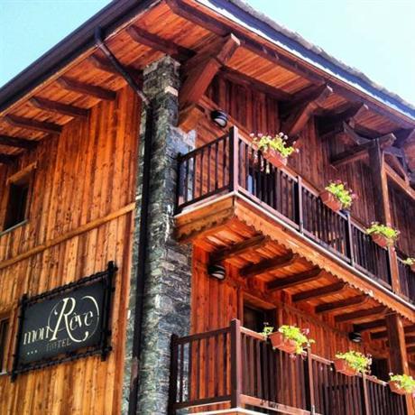 Hotel meuble mon reve valtournenche compare deals for Hotel meuble mon reve cervinia