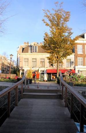 Houseboat Ark van Amstel