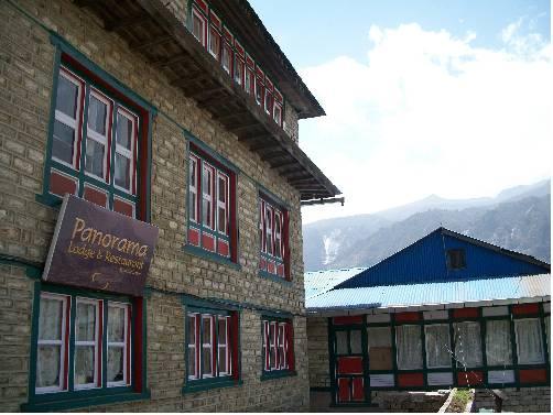 Panorama Lodge and Restaurant