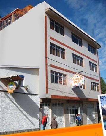 Hatun Wasi Hostel Huaraz