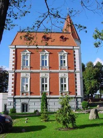 Villa Red by Columbus Ustka