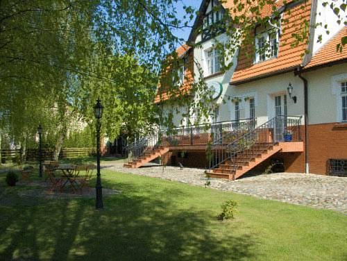 Hotel Ogrod Przysmakow