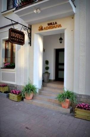 Hotel Willa Adriana