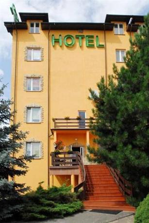 """Hotel i Restauracja """"U Witaszka"""""""