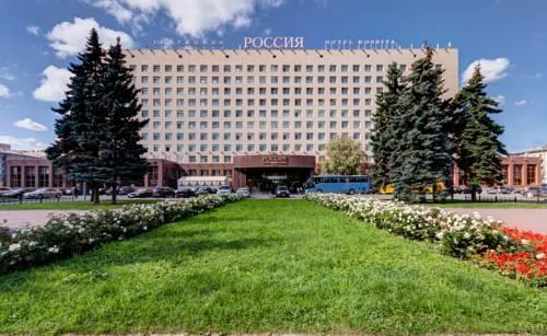 Rossiya Hotel St Petersburg