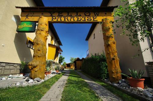 Yellow Paradise House