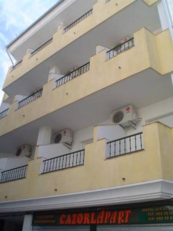 Apartamentos Cazorlapart