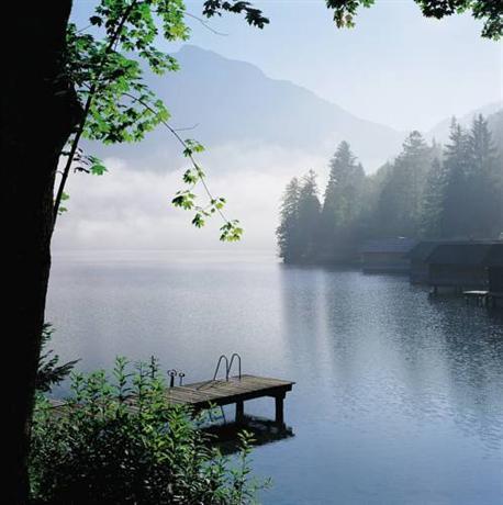 Austria Travel Guide: Altaussee, Seevilla
